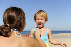 Sunscreen Tips for Kids